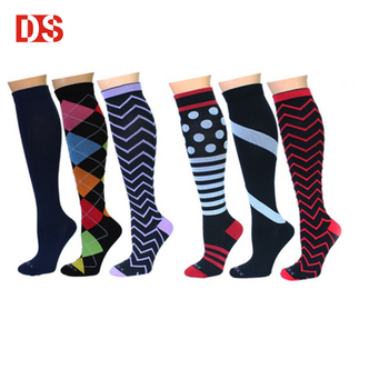 DS-I-0207 support socks for women athletic compression socks for women