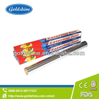 Goldshine blister packing aluminum foil for lining cookie sheets