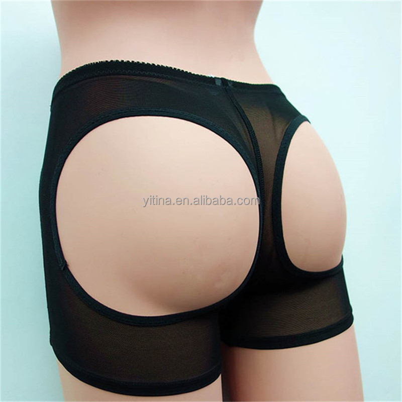 88f60e6933e Sexy Butt Lifter Boy Shorts Enhancer Briefs Underwear Booty Shaper 8815  Ladies Lingerie panties women butt lifter