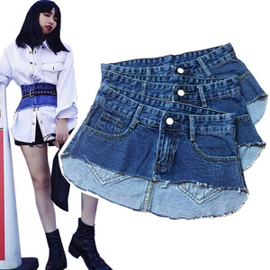 A0976T Corset Belt Women Elastic Skirts Waistband Wide Adjustable Denim Belts