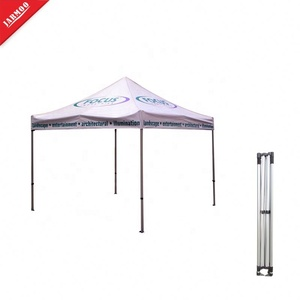 Trade Show Display Folding Canopy For Advertising Marquee Party Tent