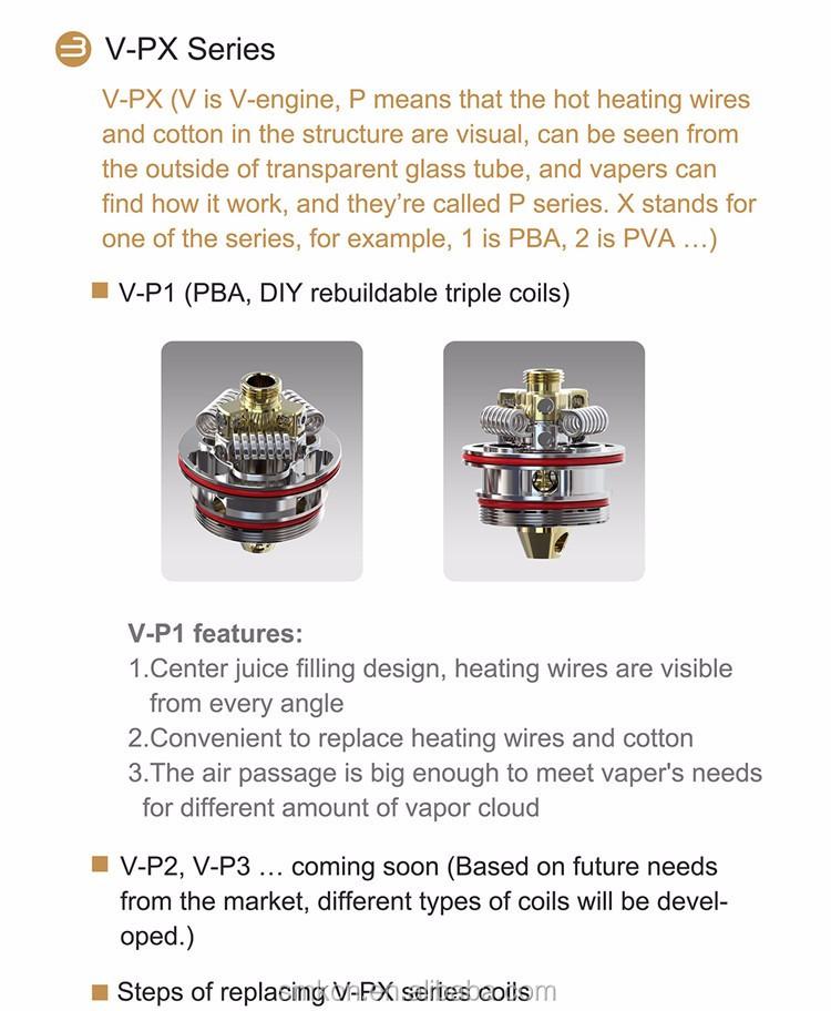 vape mods 2017 titan gel atomizer innovative vape smkon v engine