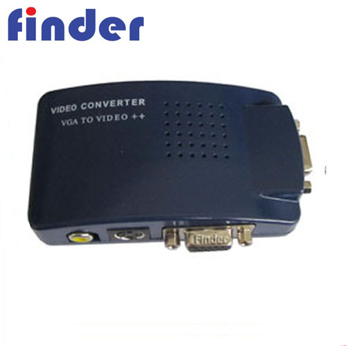 china supplier VGA to RCA AV/S Video to Converter adapter