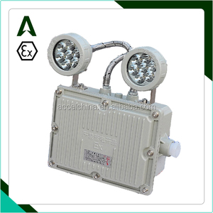 hazardous area explosion proof industrial led chargeable emergency light