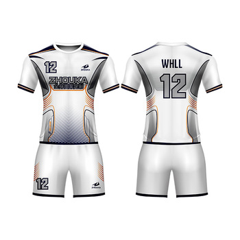 68ba7096a8d New season 2018 2019 cheap 100 polyester sublimation t shirt Wholesale  Jersey Set soccer jerseys custom