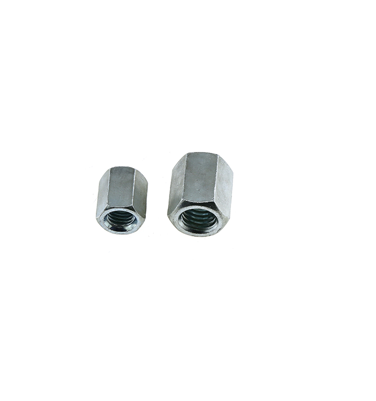 Metric Din 6334 Steel Coupling Nut M2-m12 - Buy Coupling Nut,Nut,Steel  Product on Alibaba com