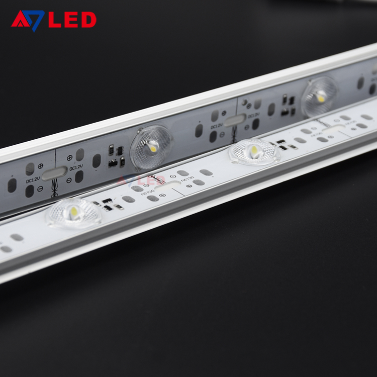 14 <strong>leds</strong> per meter 12v backlight bar <strong>led</strong> waterproof strip