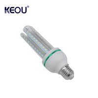 High-end led 3U 5w 7w 9w 12w e27 led corn bulb with 360 degree