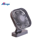 Black Summer High Powered Mini Portable USB AA Battery Fan