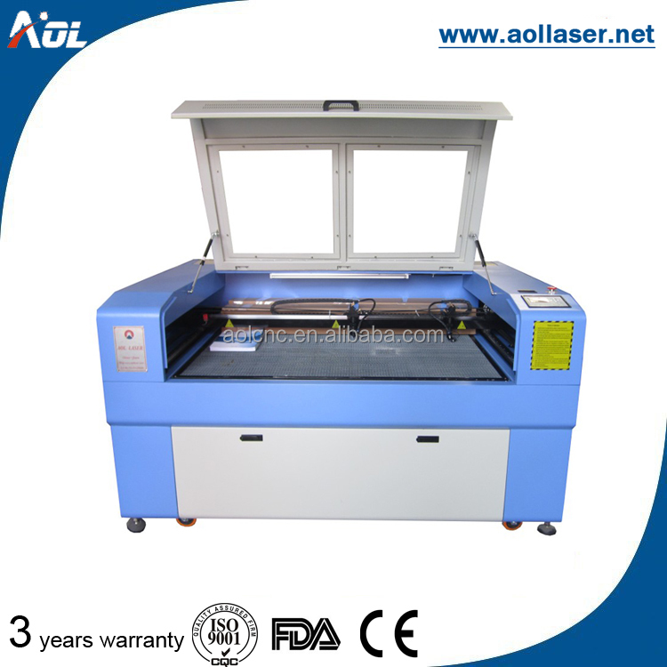 Mainly exported to Europe acrylic laser engraving and cutting machine