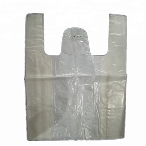 Factory Supply PVA Completely Biodegradable Cold / Hot Water Soluble Bag