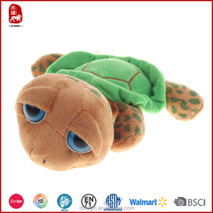 Chinese Manufacture Stock Plush Turtle Stuffed Animals For babies