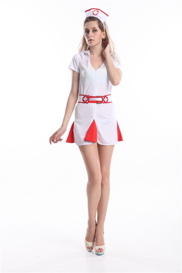 Nurse Uniform Vest 7