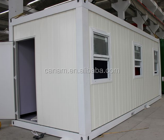 Steel container structure light steel frame container living house