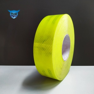 3M 983 diamond grade reflective tape sheeting material vinyl roll sticker with self adhesive for truck trailer
