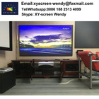 XY Screen PET Crystal ambient light rejecting Ultra short throw projector screen for home theater projection screen