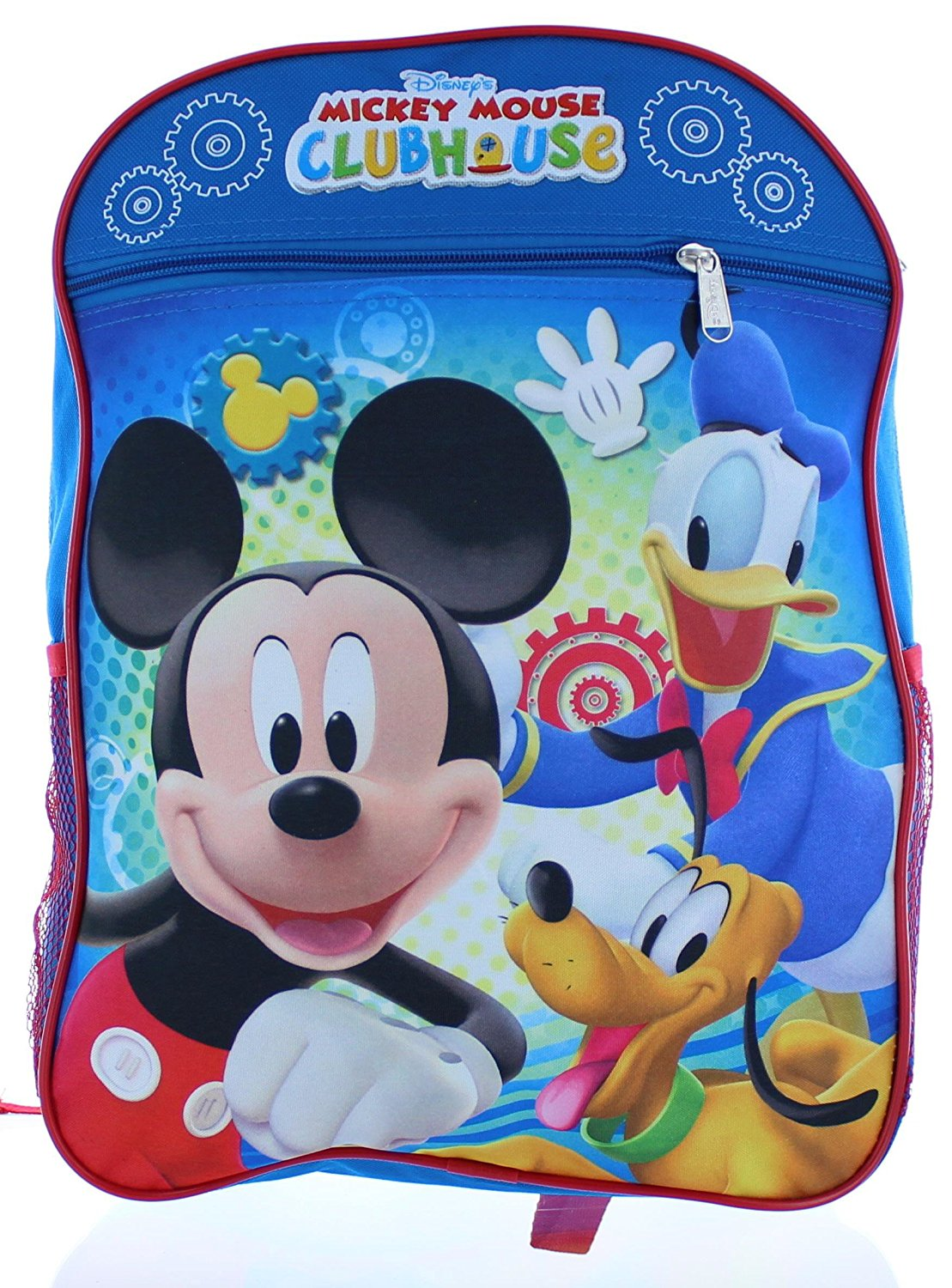 "Disney Mickey Mouse Clubhouse 15"" Backpack"