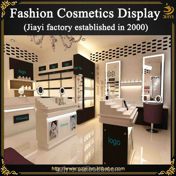Hot Selling Modern Nail Art Shop With Nail Salon Furniture With ...