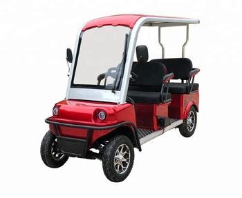 4 Wheel Drive Cheap Club Car Golf Carts Electric For Sale