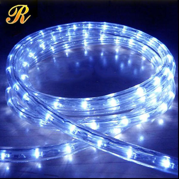 ... Decorative Cold White 10mm Led Rope Lights ... & Outdoor Led Rope Lighting - Outdoor Lighting Ideas
