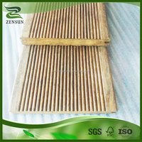 China popular natural strand woven bamboo decking outdoor