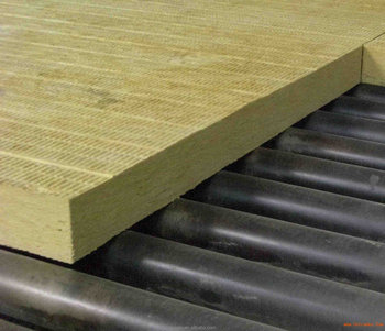 Rock wool board heat insulation sound absorption noise for Rocks all insulation