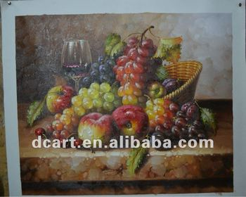 Famous Still Life Oil Painting Of Fruits Buy Painting Of Fruit