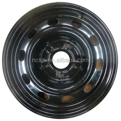 12 Inch light truck and trailer Wheels Steel Wheel Rims For Sale