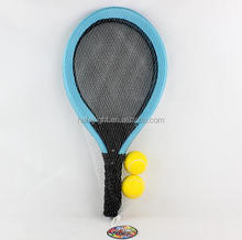 Professionele Plastic zachte tennisracket/tennis bat set