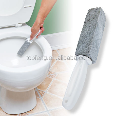 Toilet Bowl Ring Remover Pumice Stone Toilet Brush Buy