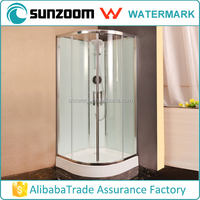 Watermark approved shower stall,shower stand,shower unit
