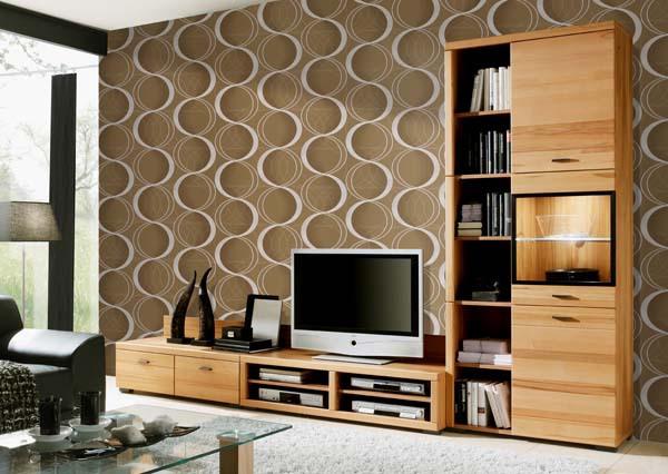 New Style Ganpati Decoration Home Cheap Living Room 3d Wallpaper