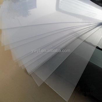Semi Transparent Plastic Sheetpmmaacrylicphoto Frame Buy Semi