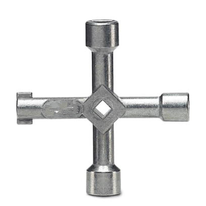 Universal Cross <strong>KEY</strong> Triangle <strong>KEY</strong> for Train Electrical Elevator Cabinet Valve