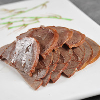 Braised Beef with Soy Sauce Savoury Flavor