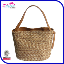 Fashion bag cheap ladies handbag straw woman's bags handbags