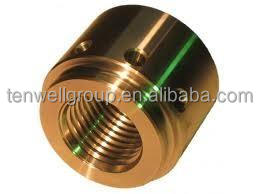 High Quality Hot and Cold Brass Forging Part CNC Machining Parts
