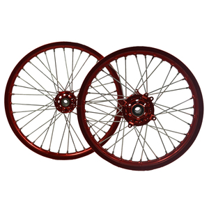 High Quality 17 Dirt Bike Wheels Rims Crf250 Crf 450 Wheels