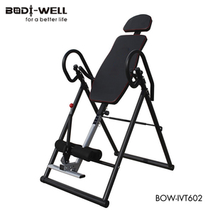 Adjustable Home Gym Hang Inversion Tables Inversion Table Ups Therapy With Comfort Backrest