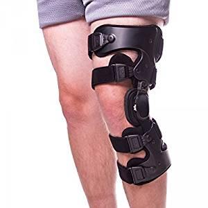 bf8b94ba85 Get Quotations · BraceAbility OA Knee Brace for Osteoarthritis - Right