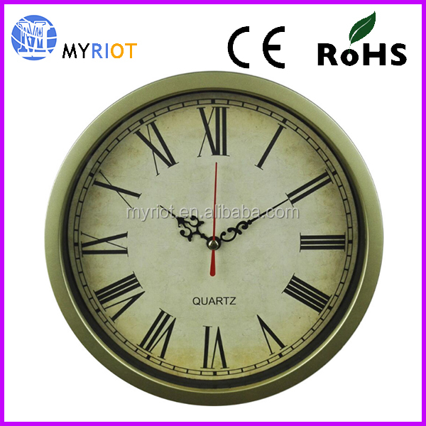 Factory supply OEM sevrice ancient clock themes