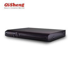 mid size DVD player with LED display and USB card reader DVD