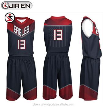 4e9274347 Wholesale blank basketball jerseys custom usa basketball jersey design for  sale