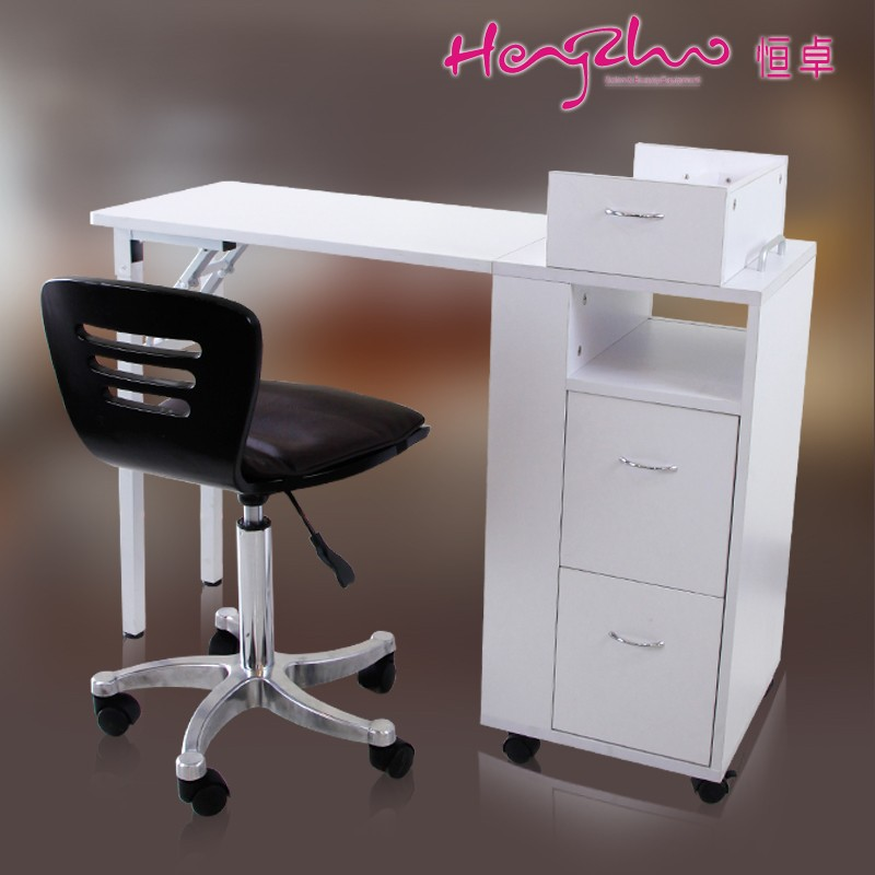 Modern Nail Manicure Table For Sale Hz-2051 - Buy Modern Manicure ...