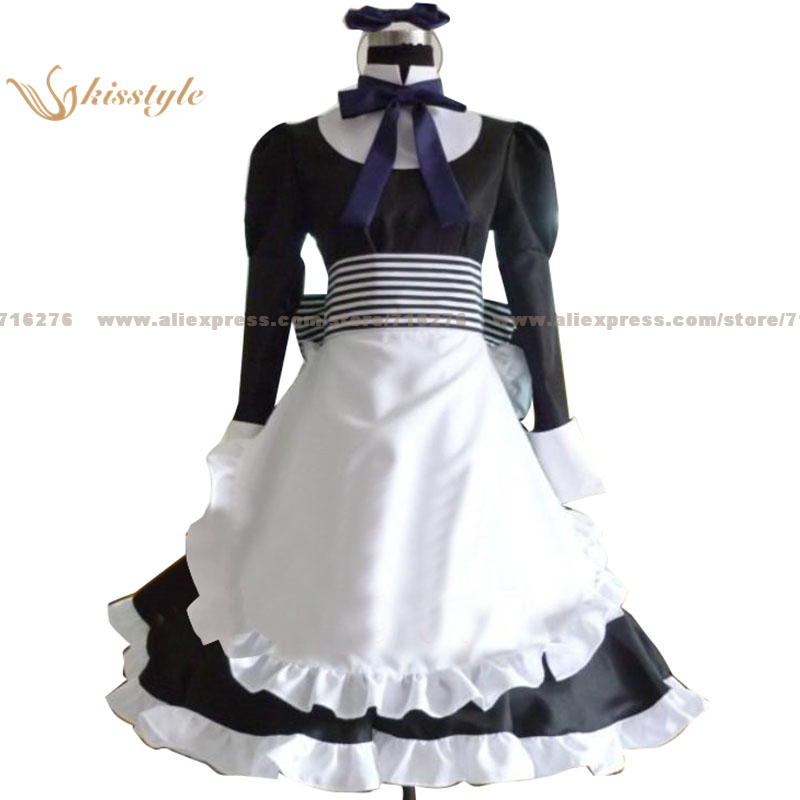Kisstyle Fashion Hetalia: Axis Powers Belarus Lolita Dress Uniform COS Clothing Cosplay Costume,Customized Accepted