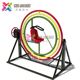 2018 hot sale amusement ride orbitron ride human gyroscope for sale
