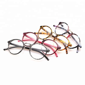 Retro Round Men Women Nerd Glasses Clear Lens Eyewear Unisex Eyeglasses Spectacles Oculos