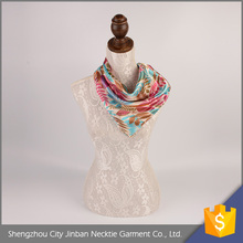 Online shopping fashionable popular 100% silk scarf