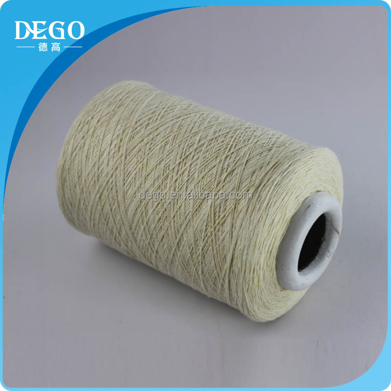 Ne6s, 8s, 10s open end/ OE recycled cotton blended glove yarn