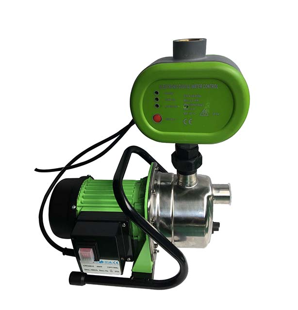 With automatic pressure controller high pressure water jet pump